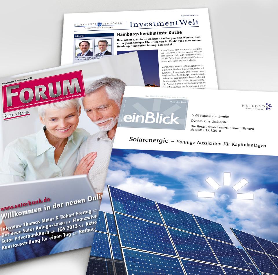 Finanzfachmagazine